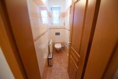 Apartmán A - samostatné WC