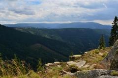 Panoram z Klínové hory