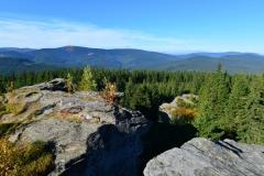 Panorama z Žárového vrchu